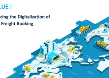 Embracing digitalization in ocean freight bookings