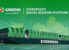 Evergreen Marine and BlueX partnering to create GreenX