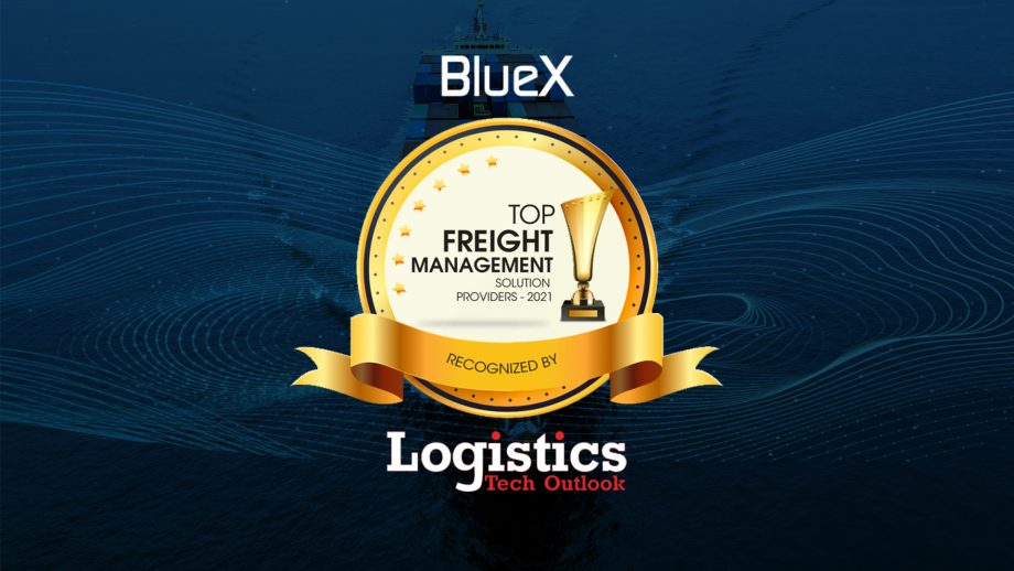 BlueX Featured in Logistics Tech Outlook's Top 10 Freight Management Solution Providers in 2021
